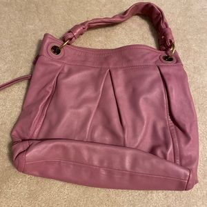 Coach Bags - Pink Leather Coach Bag